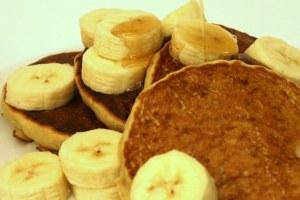 banana pancakes